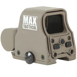 MAX Tactical XP3 Holosight tan