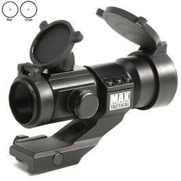 Paintball-Waffen - MAX TacticalM3EGN Leuchtpunktzielgerät Red/Green Dot