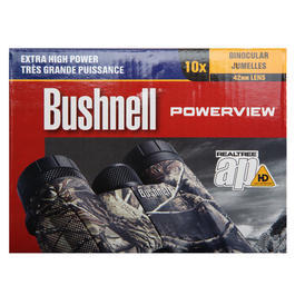 Bushnell Fernglas Powerview Roof 10x 42 mm