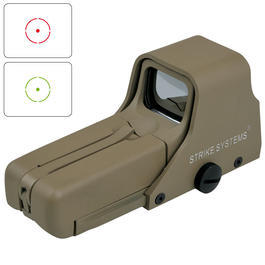 Strike Systems Advanced 552 Holosight Tan