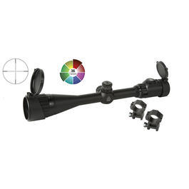 UTG EZ-Tap 4-16x40 Full Size Hunter Zielfernrohr / beleuchtet / Mil-Dot / 36 Colors