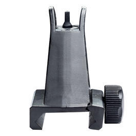 G&G M4 Fixed Front Sight f. 20 - 22 mm Schienen schwarz