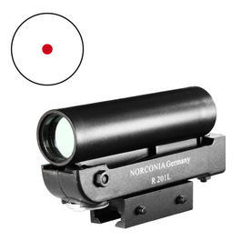 Norconia Leuchtpunktzielger�t Red Dot Sight R201 L Long Tube