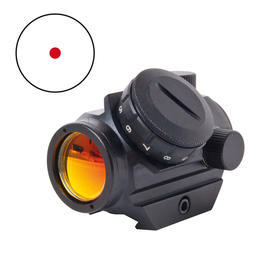 Swiss Arms Mini Red Dot Sight Leuchtpunktzielger�t f�r 22mm-Schiene