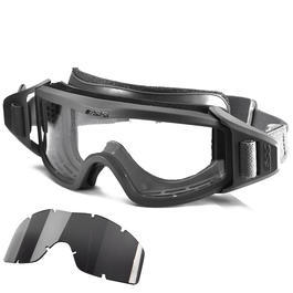 ESS Brille Profile NVG Flight Pro Grau