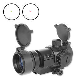 Aim-O Military-3 Type Red Dot Zielger�t mit L-Mount AO 3010-BK