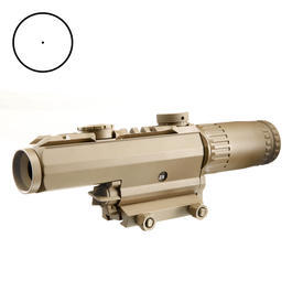Aim-O Zielfernrohr 1-3x Tactical Scope tan AO 3033-DE
