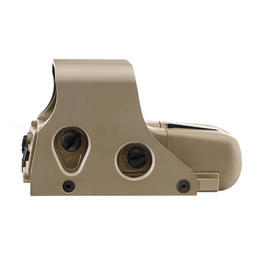 Aim-O 551 Type Holosight rot/grün tan AO 5017-DE
