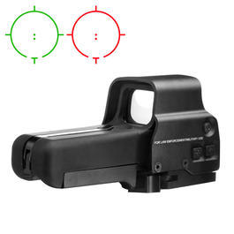 Aim-O 558 Type Holosight rot/grün schwarz AO 5064-BK