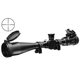 Aim-O 8-32x40 E-SF Scope beleuchtet schwarz AO 5304-BK