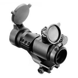 Aim-O Military-2 Type Red Dot Zielgerät mit Cantilever Mount AO 5033-BK