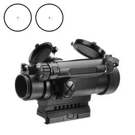 Aim-O Military-4 Type Red Dot Zielgerät schwarz AO 3032-BK