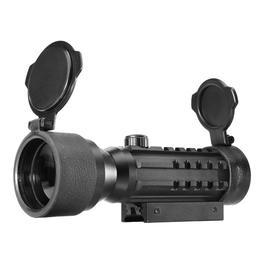 Aim-O 2x42 Red-Dot / Green-Dot Tactical Sight schwarz AO 3013-BK
