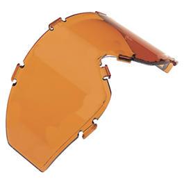 JT Elite Ersatzglas für Schutzmaske, single, amber