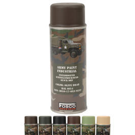 Army Paint Spr�hfarbe, olive drab (RAL 6014)