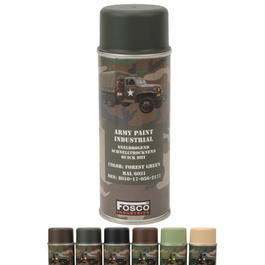 Army Paint Spr�hfarbe, forest green (RAL 6031)