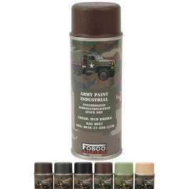 Army Paint Spr�hfarbe mud brown