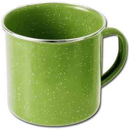 GSI Emaille Tasse gr�n 700ml