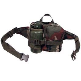 Gürteltasche Single Pack woodland