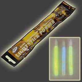 Taschenlampen - Powder Leuchtstab, gelb