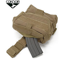 Condor Magazin Drop Beintasche coyote