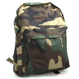 Kinderrucksack Day Pack woodland