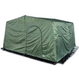 Mannschaftszelt Army Zelt für 6 Personen, oliv