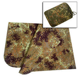 Fleecedecke flecktarn