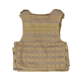 Condor Outdoor Quick Release Plate Carrier coyote