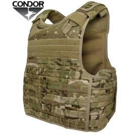 Condor Outdoor Quick Release Plate Carrier Multicam