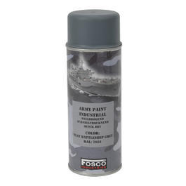 Army Paint Spr�hfarbe, flat battleship grey (RAL 7031)