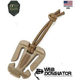 ITW Nexus Web Dominator inkl. Cord coyote tan