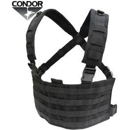 Condor Outdoor OPS Chest Rig schwarz