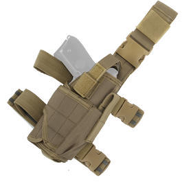 Condor Tornado Tactical Beinholster coyote