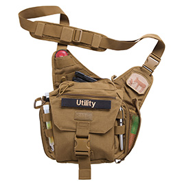 Flaggen - 5.11 Push Pack Tragetasche, flat dark earth
