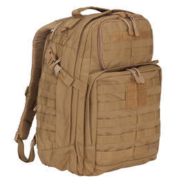 5.11 Rush24 Rucksack, flat dark earth