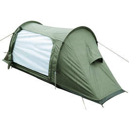 "Mann Zelt ""Pop up"" double Skin oliv ,Outdoor Zelten -NEU-"