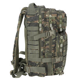 US Assault Rucksack tigerstripe