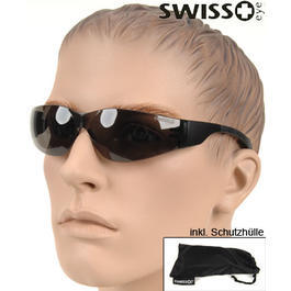 Swiss Eye Outbreak Sportbrille (Small) rauch