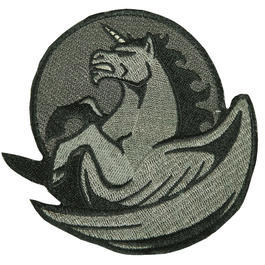Mil-Spec Monkey Pegasus Unicorn Patch ACU