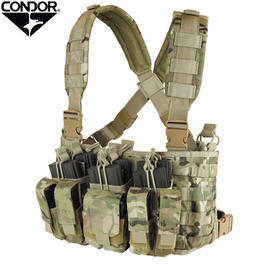 Condor Outdoor Recon Chest Rig Multicam
