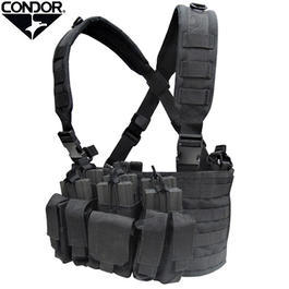 Condor Outdoor Recon Chest Rig schwarz