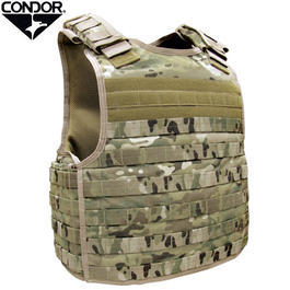 Condor Outdoor Defender Plate Carrier DFPC Multicam