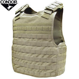 Condor Outdoor Defender Plate Carrier DFPC coyote