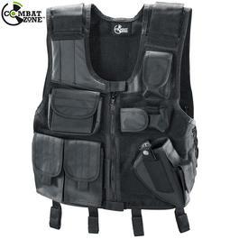 Armee Shop - Combat Zone Tac Vest Taktische Einsatzweste schwarz