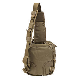 5.11 Tactical Umhängetasche Rush Moab 6 sandstone