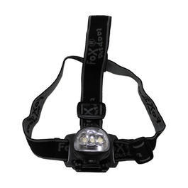 Fox Outdoor Stirnlampe Dynamo 3 LED