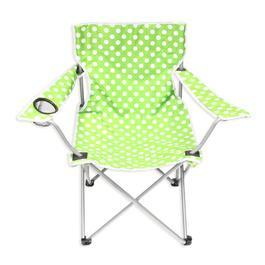 Camping Stuhl Moray Chait Green Polka Dot