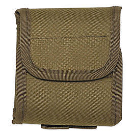 MFH Tasche Molle Drop Pouch faltbar mit Transportbeutel coyote