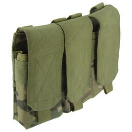 Highlander Pro-Force Magazintasche Molle 3-fach G36 M4 M16 multicam